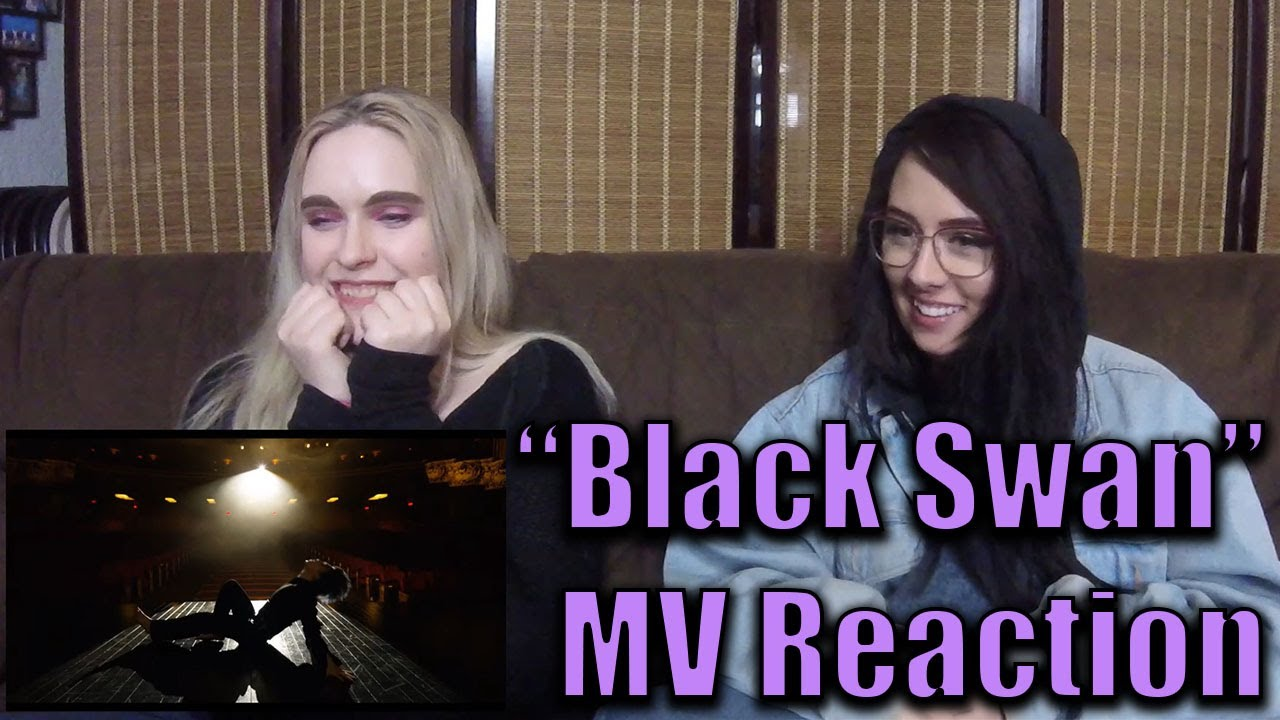 """Black Swan"" by BTS Reaction"