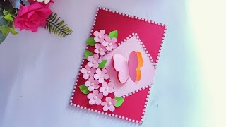 How to Make Happy New Year 2020 Card Greeting Cards for New Year happy new year card making