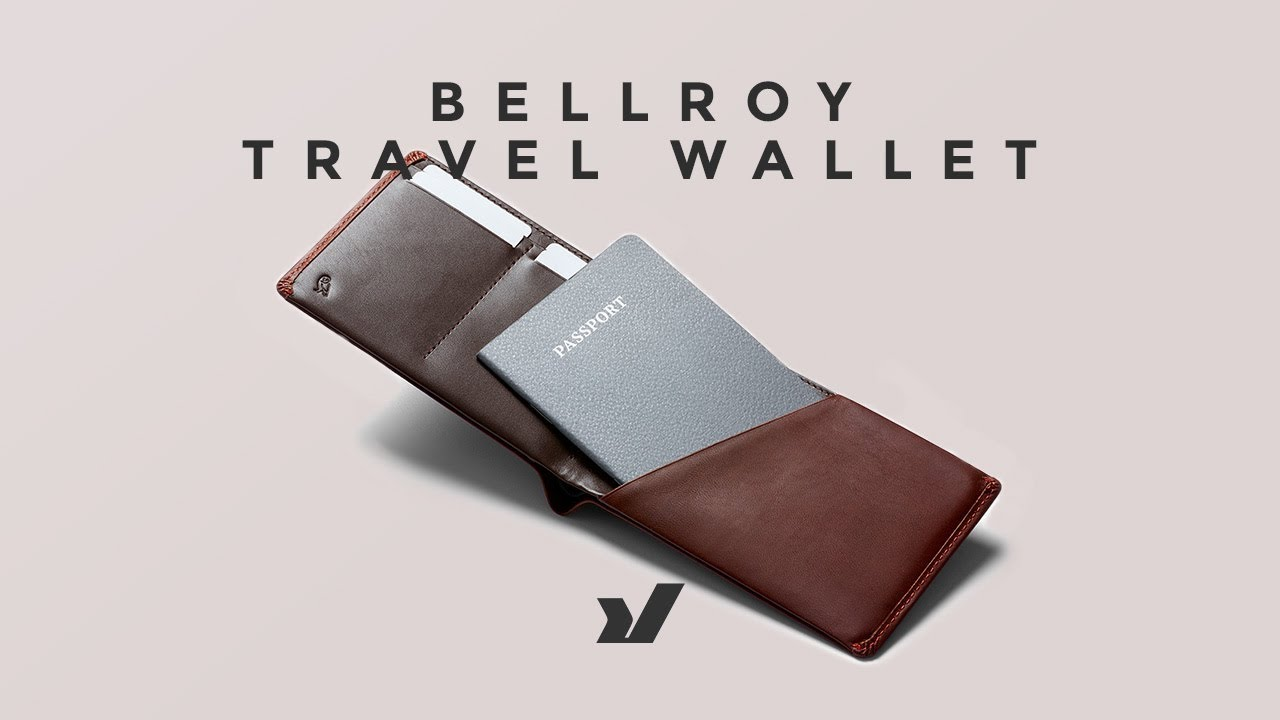e637c58ed3 The New Bellroy Travel Wallet