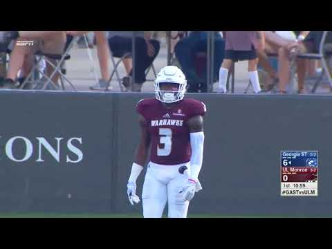 ULM All American Marcus Green 2017 Highlights