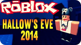 Roblox-doces ou travessuras (Hallow ' s Eve 2014)