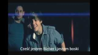 Justin Bieber-Baby - parodia po polsku