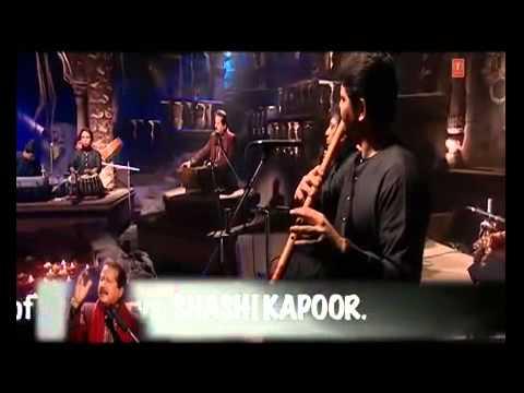Deewaron Se Milkar Rona Acha Lagta Hai (Full Ghazal Video) - By Pankaj Udhas  Jashn
