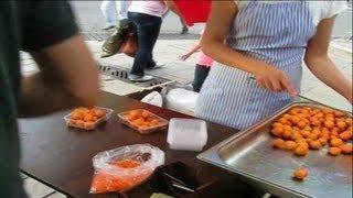 Почему в Турции бесплатно раздают сладости на улице? Turkey. Izmir.