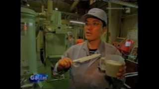Kaimesser Produktion in Seki, Japan