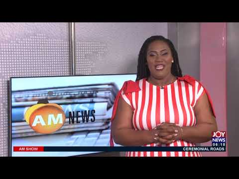 AM Show on JoyNews (16-9-21)