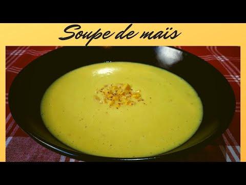 soupe-de-maïs-facile-et-rapide-🇺🇸-#127