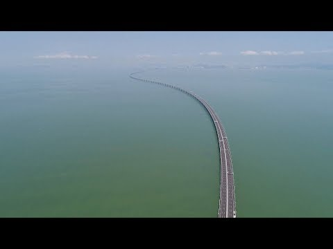What citizens say about Hong Kong-Zhuhai-Macao Bridge