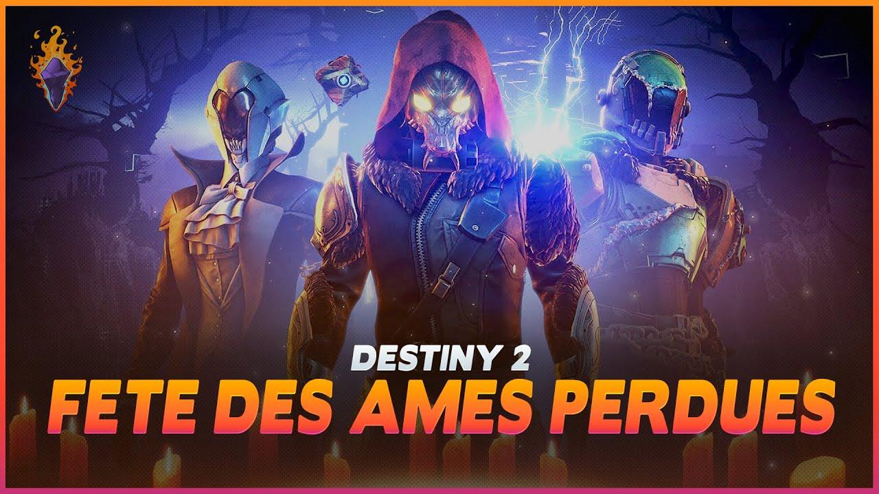 Fête des âmes perdues 2020 [TRAILER] | Destiny 2