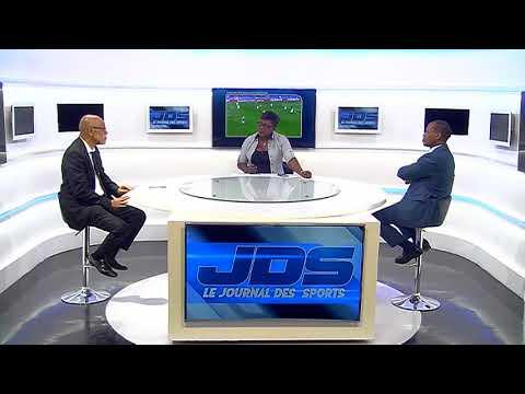 JDS   L'actu Internationale  du Journal des sports du 13 Mars 2018 par Katty Touré Kodo