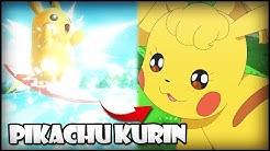 SURFER PIKACHU 🏄 & neue Attacken in LET'S GO | WEIBLICHES PIKACHU Kurin im Pokémon Anime enthüllt 😱