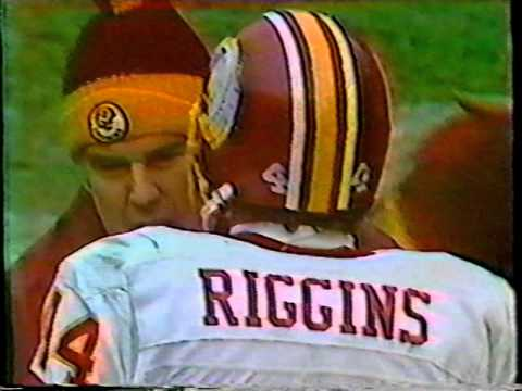 29- John Riggins 4yd run