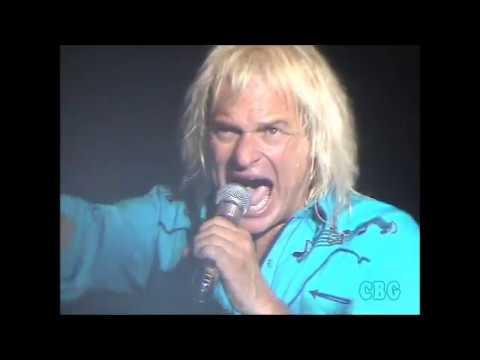 DAVID LEE ROTH LIVE IN CHARLOTTE, NC, May 24, 2003 - HD (2/2)