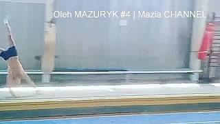 UA | Мои прыжки | Oleh MAZURYK #4 | Mazia CHANNEL