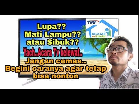 Cara Nonton Acara TV yang Sudah Terlewat Jam Tayang di Android from YouTube · Duration:  6 minutes 12 seconds