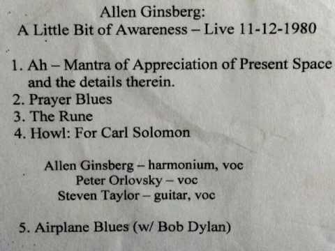 Allen Ginsberg - Howl (1980)