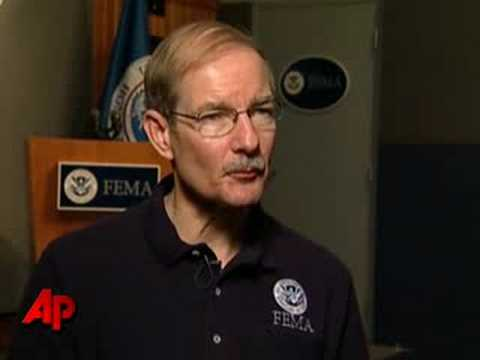 FEMA: Gustav to Be a Catastrophic Storm