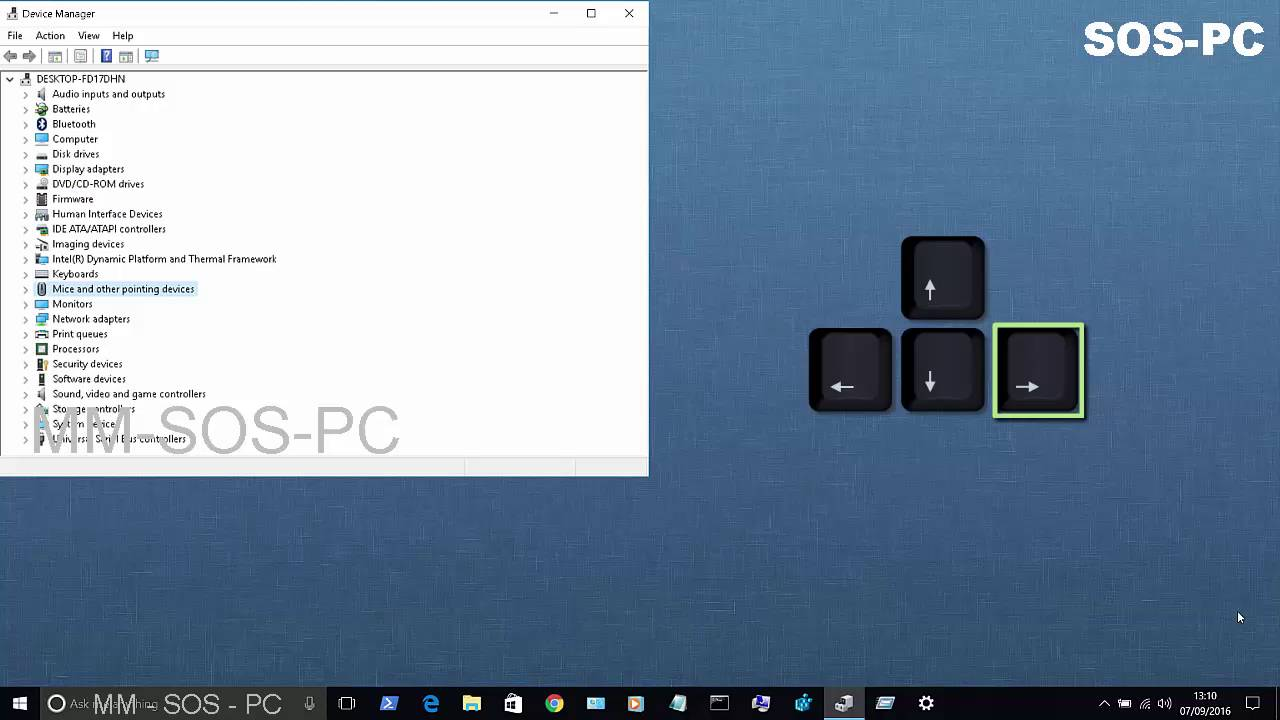 windows 10 usb keyboard stops working