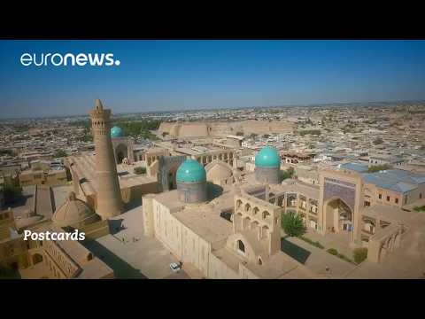 Amazing Bukhara Part 1