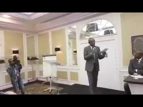#Gabon - Alain Bernard Bongo est arrivé de quelque part - Leon Paul Ngoulakia