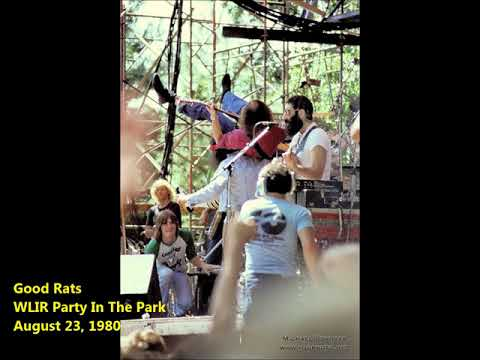 Good Rats - WLIR 92.7 Party In The Park - August 23, 1980