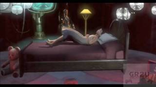 Bioshock 2 Gameplay Big Sisters and Eleanor Part 1/2