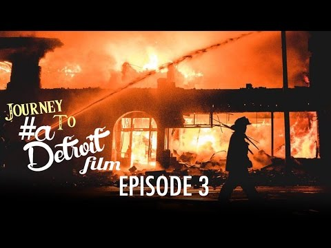 """DEVILS NIGHT IN DETROIT"" Journey To #aDetroitFilm Episode 3"