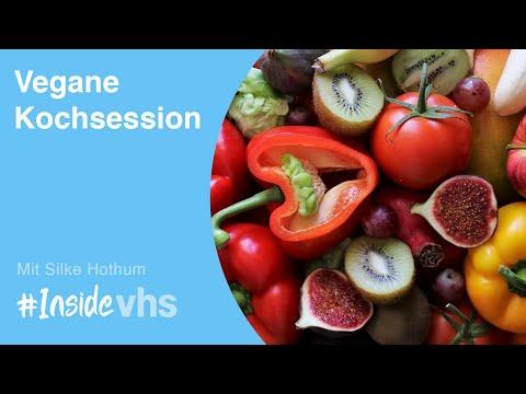 #insidevhs - Vegane Kochsession Mit Silke Hothum