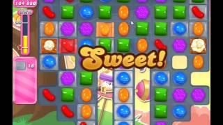 Candy Crush Saga Level 1718 - NO BOOSTERS
