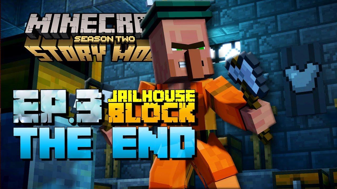 Minecraft Story Mode Season 2 Episode 3 Ending Walkthrough Part