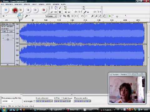 Come separare la voce da una canzone con Audacity