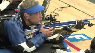 Чемпионат мира 2014, малокалиберная винтовка, положение «лёжа», дистанция 50м, мужчины
