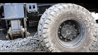 Video still for Railroad construction Terex excavator