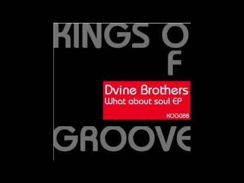PREVIEW: Dvine Brothers feat. Afrique Essence - Redemption (original mix)