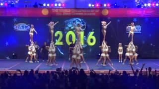 2016 Senior Medium All Girl Semis Highlights 2016 Senior Medium All...
