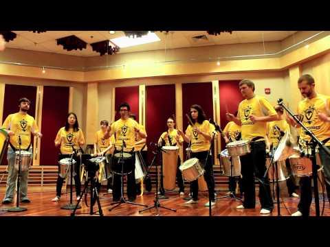 Vencedores - Samba Reggae 2013