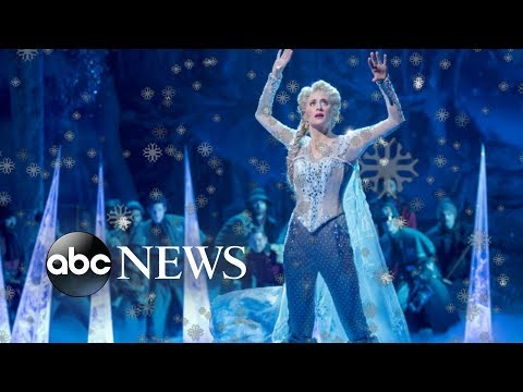 Download Youtube: 'Frozen' musical is about 'empowered women'