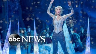 'Frozen' musical is about 'empowered women'