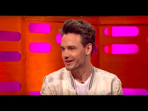 Liam Payne Wasn't Cool In Front of P. Diddy and Jay-Z - The Graham Norton Show