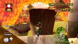 (TAS) Maple Treeway - 1:15.170 by Luke, Malleo, RS, Rocky, Sware, and Thomas
