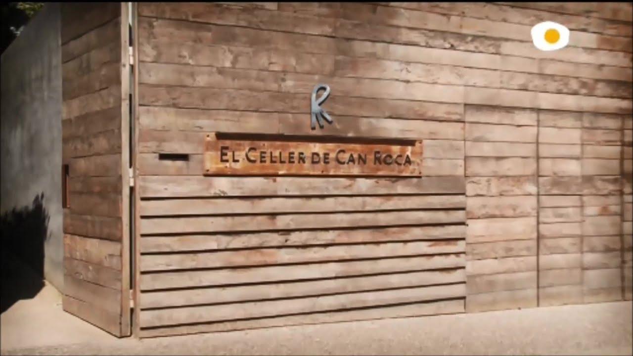 El celler de can roca youtube for In wash de roca
