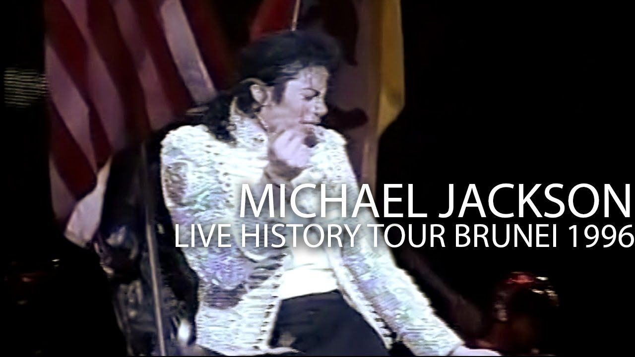 Michael jackson royal brunei 1996 (pro audio) download link.