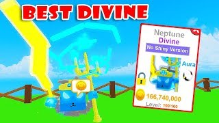 UNLOCKED THE BEST LOGIN REWARD DIVINE PETS In PET RANCH SIMULATOR! [Roblox]