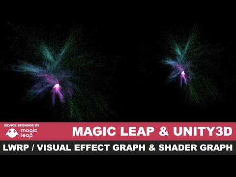 Magic Leap Creators - Lightweight Rendering Pipeline, Visual