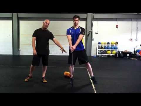 Fitness Friday: How to stop lunging at the ball