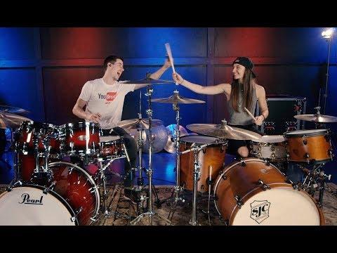 bad-guy---billie-eilish---drum-cover-ft.-coop3rdrumm3r