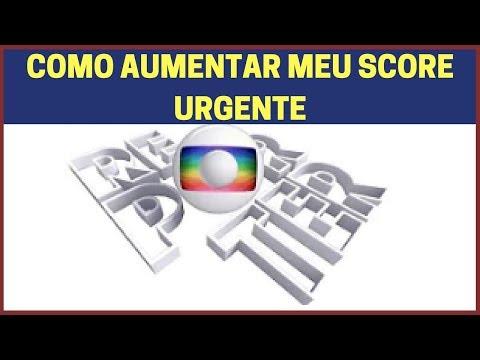 COMO AUMENTAR O SCORE URGENTE - ATUALIZADO 2018