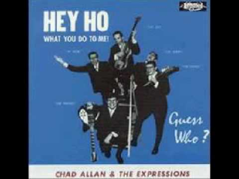 The Guess Who early history - 3 songs - Tribute To Buddy Holly +