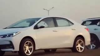 Toyota Fortuner Vs Toyota Altis    Trending Nakhra