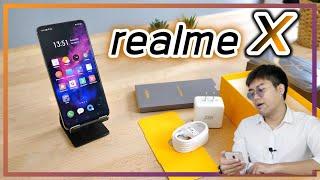 รีวิว realme X ของดีที่ไม่(ยอม)เข้าไทย